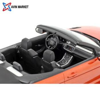 and Rover Range Rover Evoque Convertible phoenix orange TrueScale