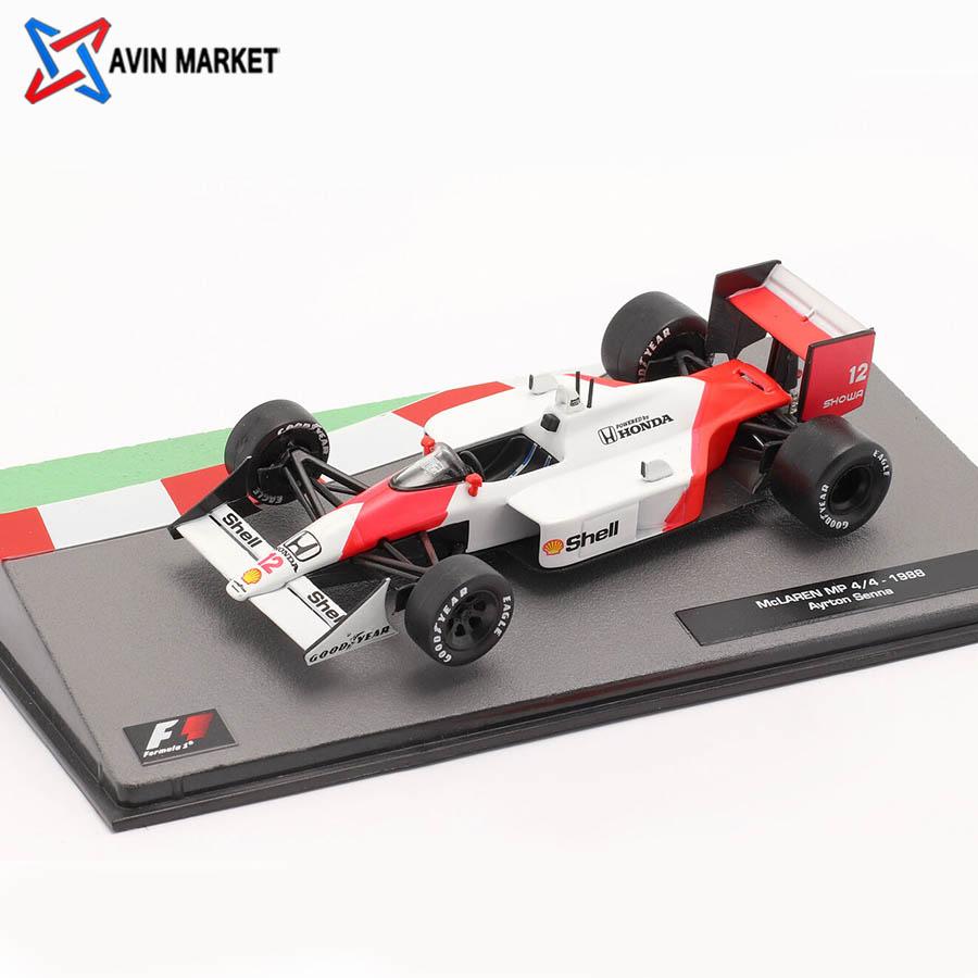 ماکت فرمول 1 Ayrton Senna McLaren MP4