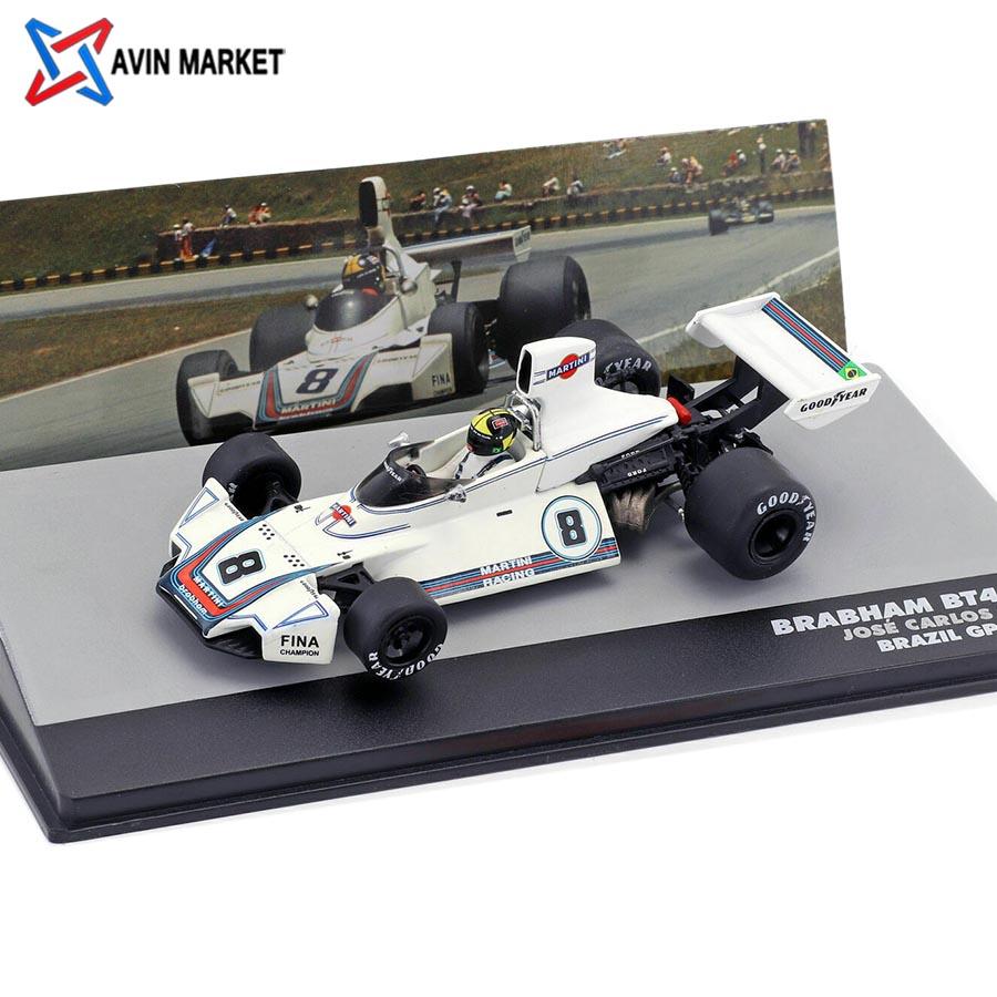 ماکت فرمول 1 Carlos Pace Brabham BT44B