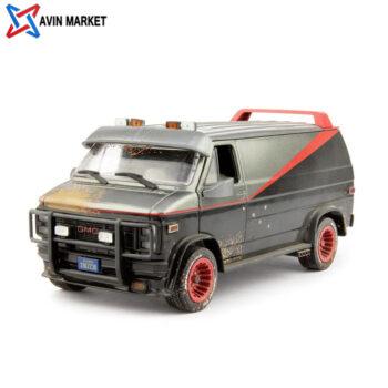 ماکت ماشین جی ام سی