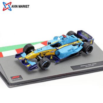ماکت ماشین فرمول ۱ Jarno Trulli Renault R24
