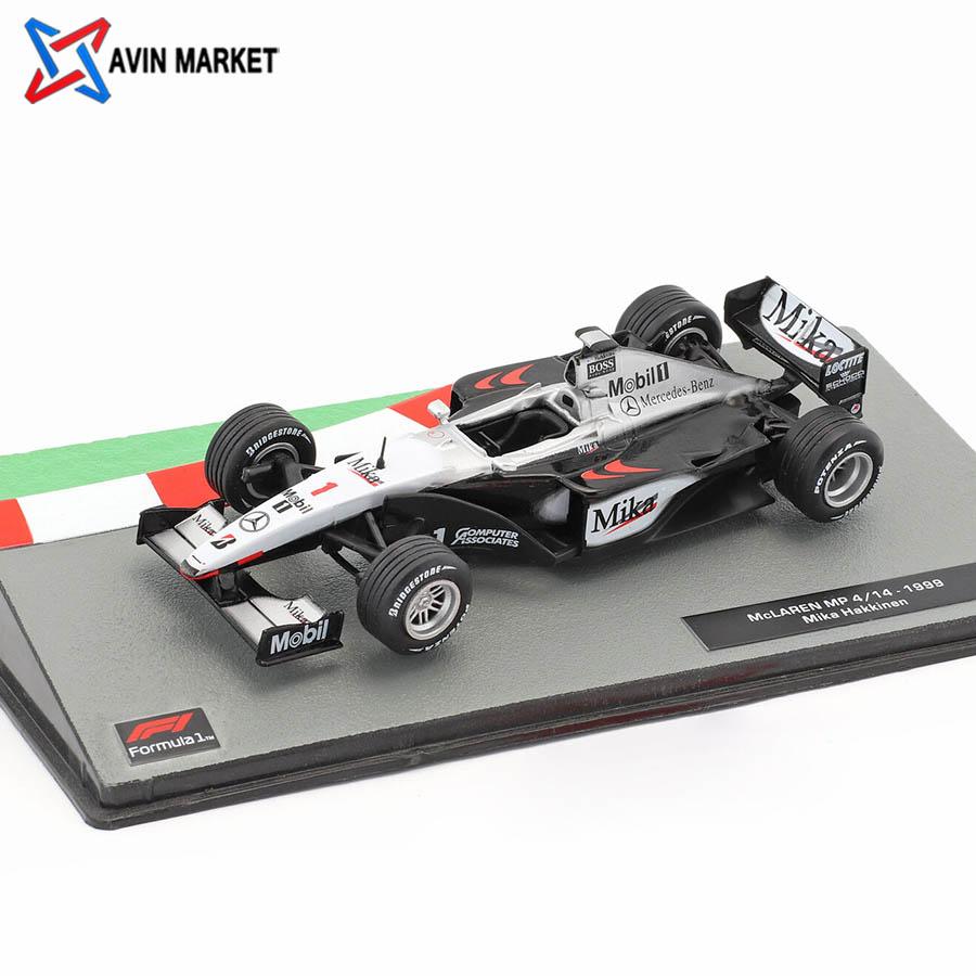 ماکت ماشین فرمول 1 ika Häkkinen McLaren MP4