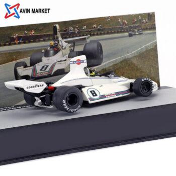 Carlos Pace Brabham BT44B