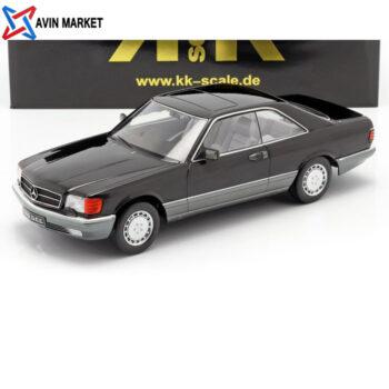 ماکت بنز ۵۶۰SEC (C126) COUPE 1985